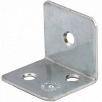 Basic ZP Angle Bracket 19mm - Pack 25